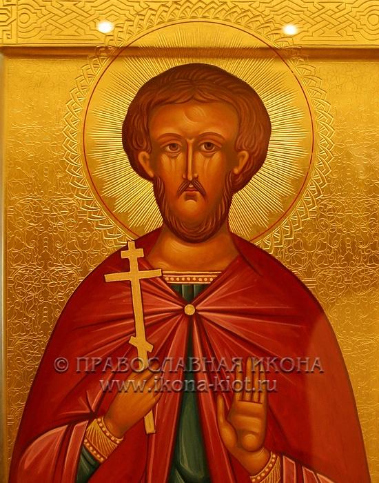 Икона «Иоанн Сочавский» (образец №6)