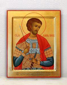 Икона «Иоанн воин» (образец №1)