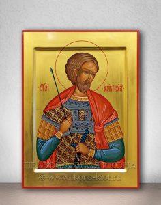 Икона «Иоанн воин» (образец №4)