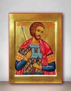 Икона «Иоанн воин» (образец №5)