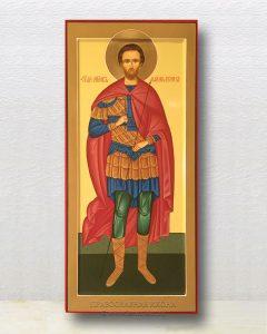 Икона «Иоанн воин» (образец №7)