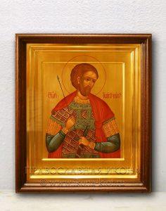 Икона «Иоанн воин» (образец №8)