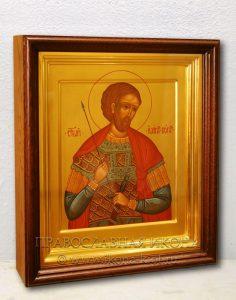 Икона «Иоанн воин» (образец №9)