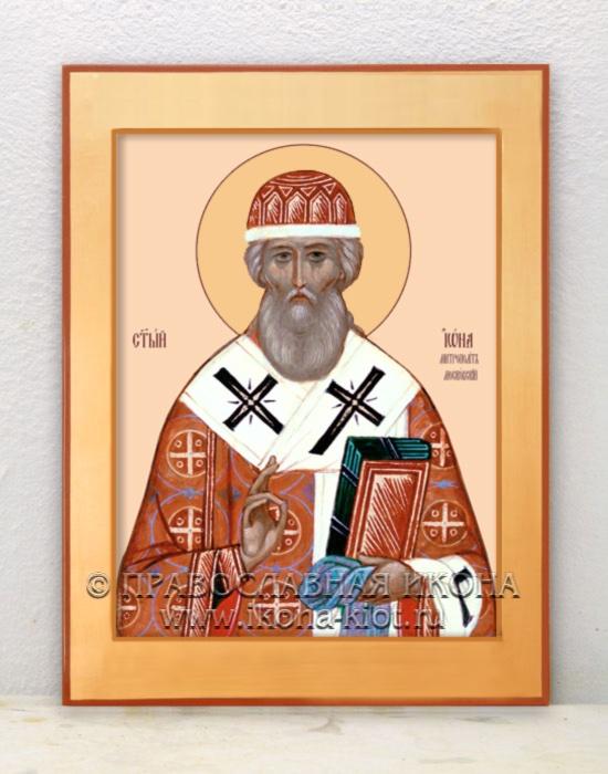 Икона «Иона Московский, митрополит»