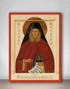 Икона «Иосиф Исихаст, преподобный»