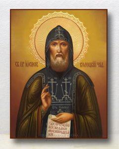 Икона «Иосиф Волоцкий, преподобный» (образец №4)