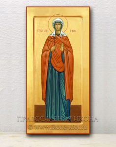 Икона «Ирина Коринфская» (образец №2)