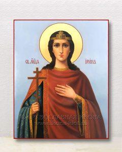 Икона «Ирина Коринфская» (образец №1)