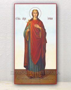 Икона «Ирина Коринфская» (образец №4)