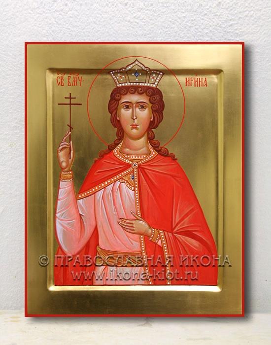 Икона «Ирина Македонская, мученица» (образец №3)