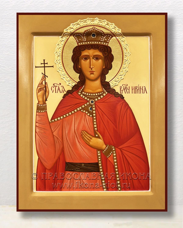 Икона «Ирина Македонская, мученица» (образец №4)