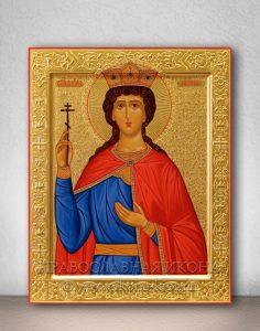 Икона «Ирина Македонская, мученица» (образец №6)