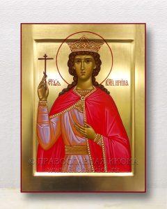 Икона «Ирина Македонская, мученица» (образец №9)
