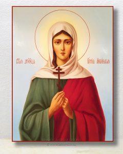 Икона «Иулия Анкирская» (образец №2)