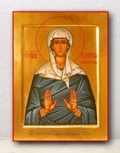 Икона «Иулиания Лазаревская (Муромская)» (образец №1)