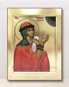 Икона «Иулиания Лазаревская (Муромская)» (образец №3)