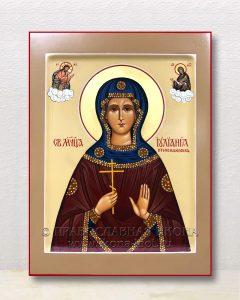 Икона «Иулиания Птолемаидская мученица» (образец №2)