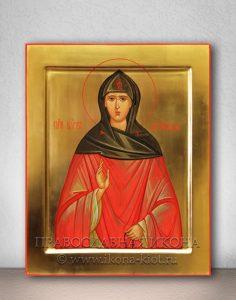 Икона «Кира Берийская (Македонская), прп.»