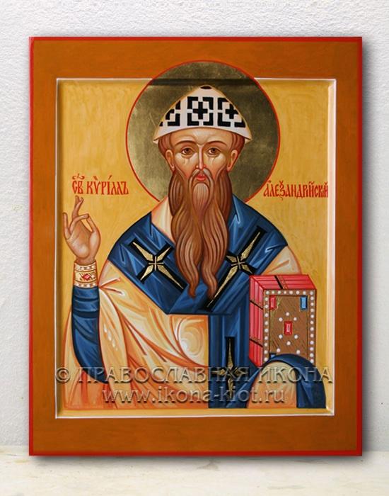 Икона «Кирилл Александрийский» (образец №2)