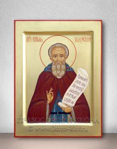 Икона «Кирилл Белозерский, преподобный»