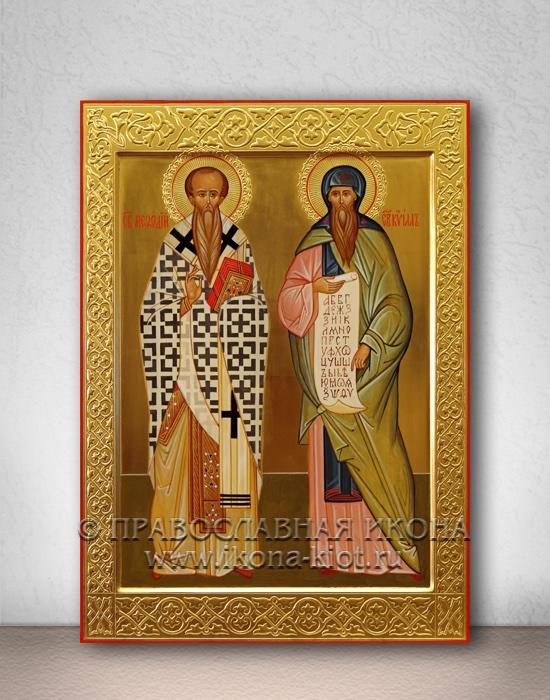 Икона «Кирилл и Мефодий» (образец №1)