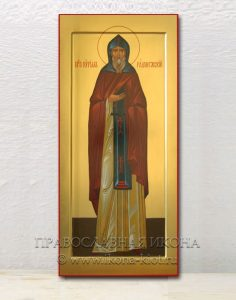 Икона «Кирилл Радонежский, преподобный» (образец №3)