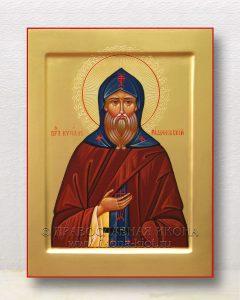 Икона «Кирилл Радонежский, преподобный» (образец №6)