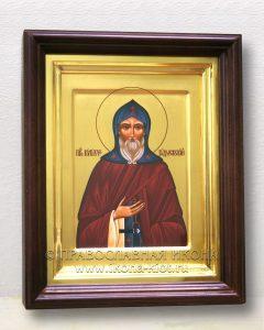 Икона «Кирилл Радонежский, преподобный» (образец №8)