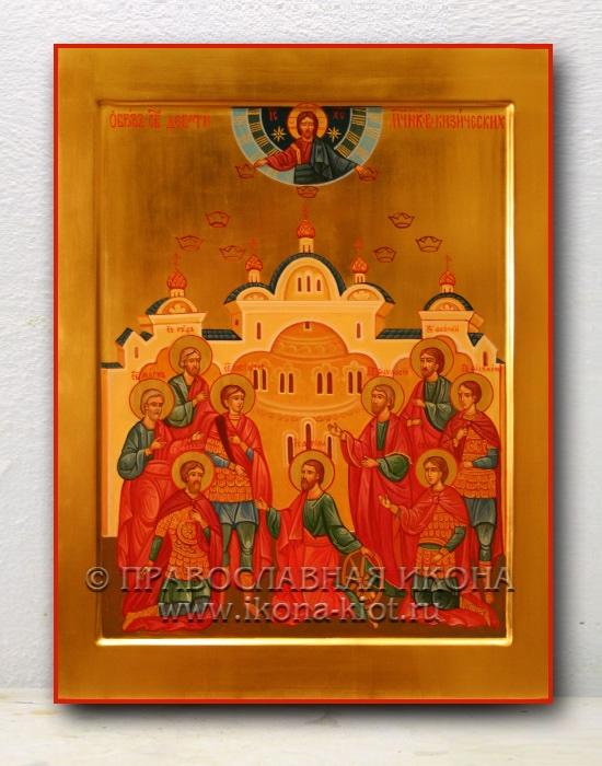Икона «Кизические мученики» (образец №2)