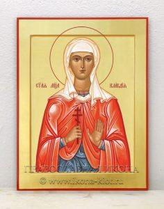 Икона «Клавдия Римская, мученица» (образец №1)
