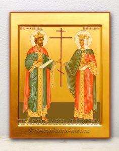Икона «Константин и Елена»