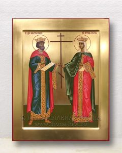 Икона «Константин и Елена» (образец №3)
