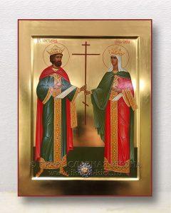 Икона «Константин и Елена» (образец №4)