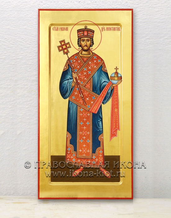 Икона «Константин Великий, равноапостольный» (образец №4)