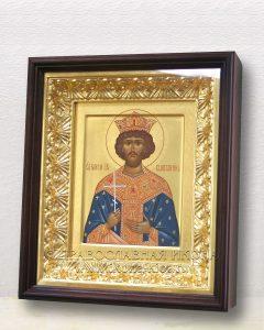 Икона «Константин Великий равноапостольный» (образец №12)