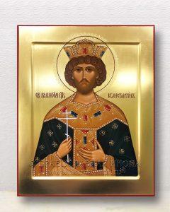 Икона «Константин Великий равноапостольный» (образец №13)