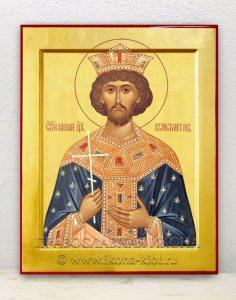 Икона «Константин Великий равноапостольный» (образец №5)