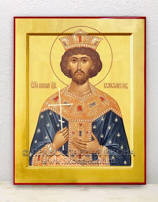 Икона «Константин Великий, равноапостольный» (образец №5)
