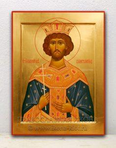 Икона «Константин Великий равноапостольный» (образец №6)