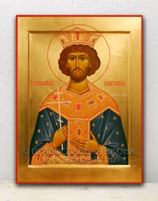 Икона «Константин Великий, равноапостольный» (образец №6)