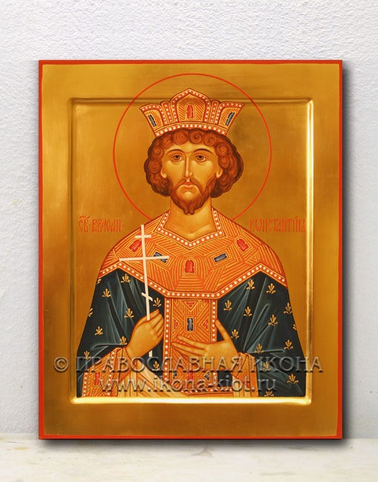 Икона «Константин Великий, равноапостольный» (образец №7)