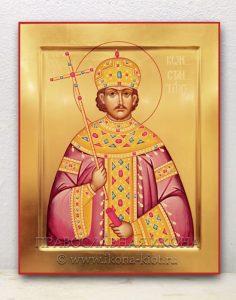 Икона «Константин Великий равноапостольный» (образец №3)