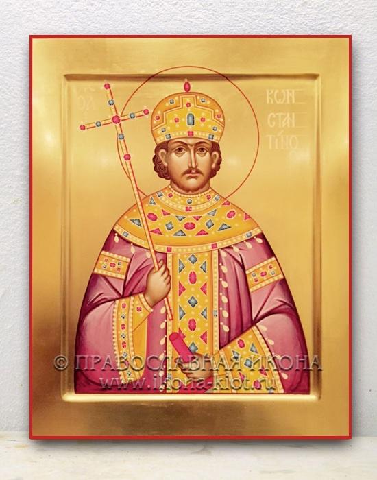 Икона «Константин Великий, равноапостольный» (образец №3)