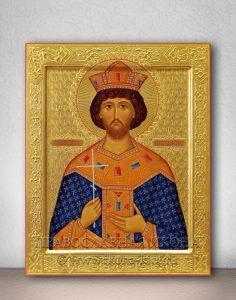 Икона «Константин Великий равноапостольный» (образец №2)