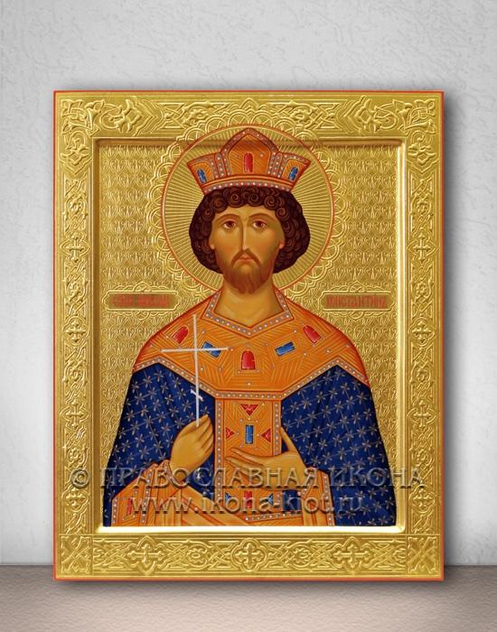Икона «Константин Великий, равноапостольный» (образец №2)