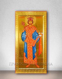 Икона «Константин Великий равноапостольный» (образец №8)