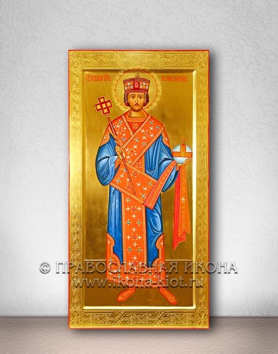 Икона «Константин Великий, равноапостольный» (образец №8)