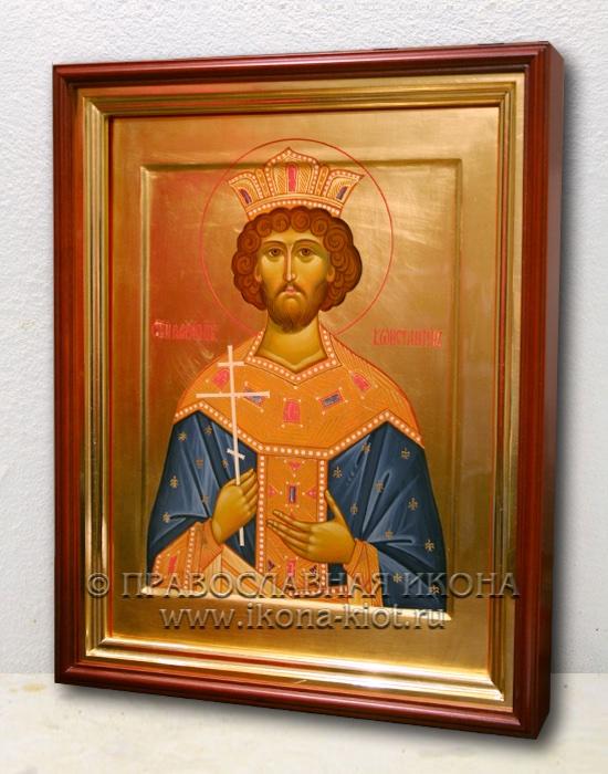 Икона «Константин Великий, равноапостольный» (образец №9)