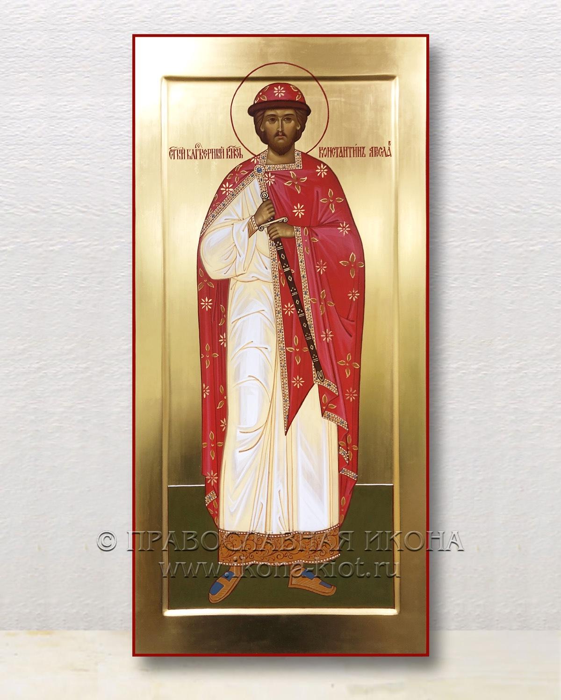 Икона «Константин Ярославский, князь»