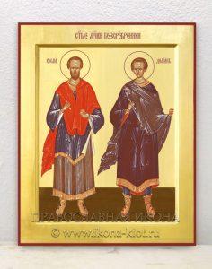Икона «Косма и Дамиан, Асийские» (образец №1)